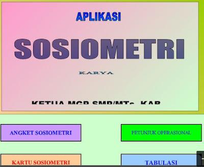 Aplikasi SOSIOMETRI V 50-http://www.librarypendidikan.com/