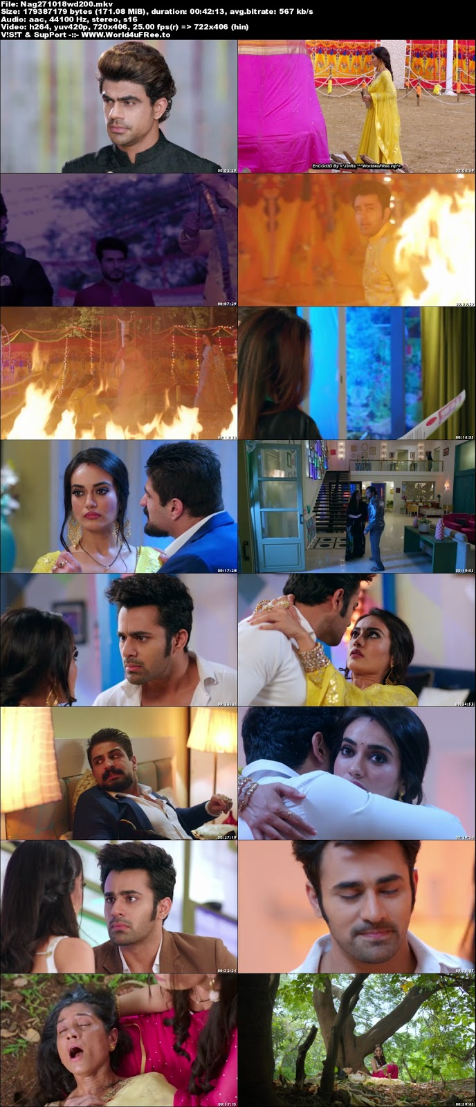Naagin Season 3  2018 Episode 43 HDTV 480p 200mb world4ufree.vip tv show Naagin Season 3 hindi tv show Naagin Season 3  Colours  tv show compressed small size free download or watch online at world4ufree.vip