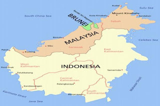 batas wilayah indonesia di bagian utara