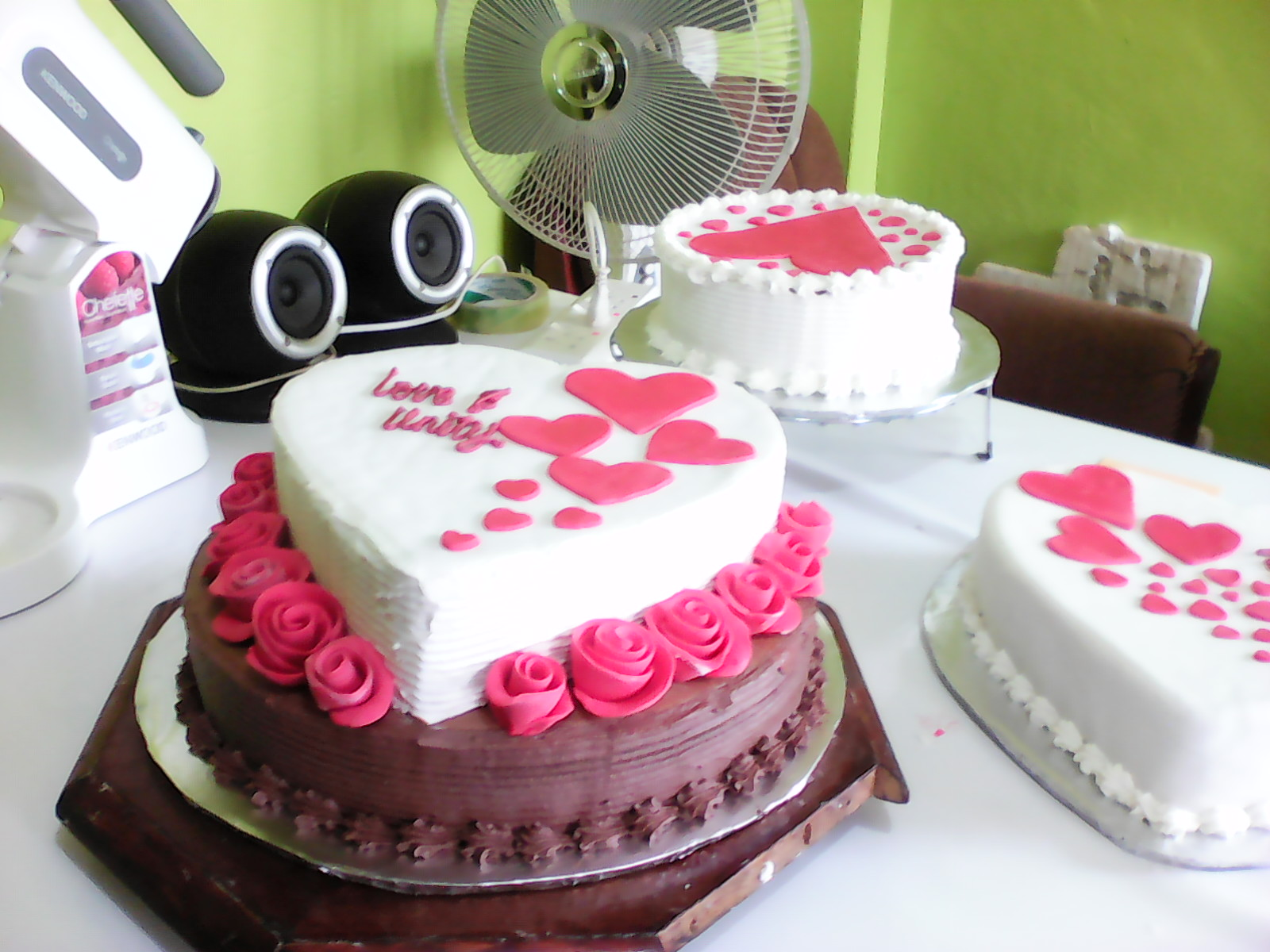 Home Baking Uganda: 02/16/16
