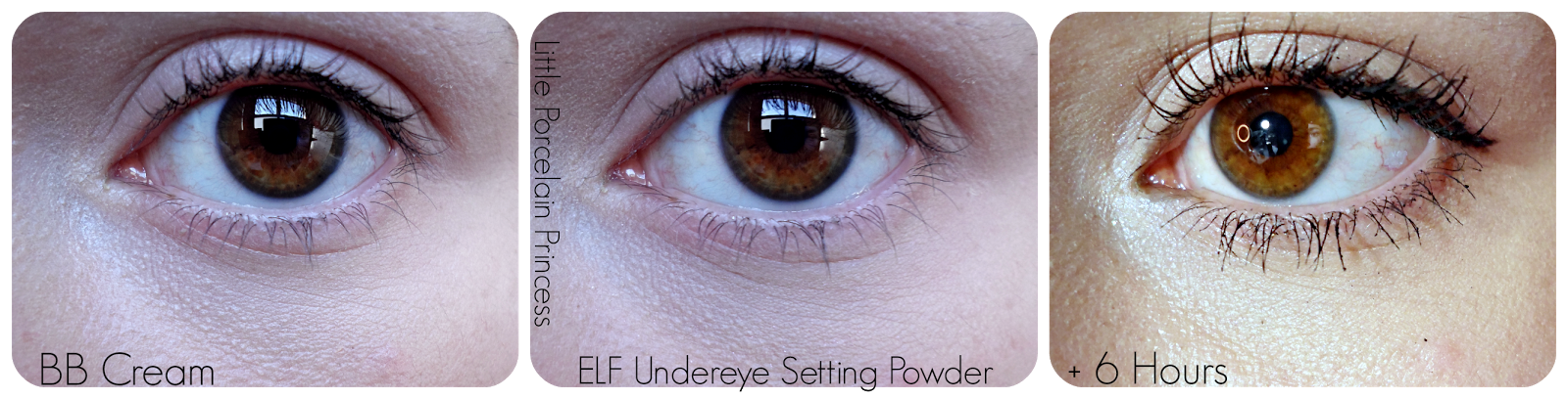 little porcelain princess review elf high definition undereye