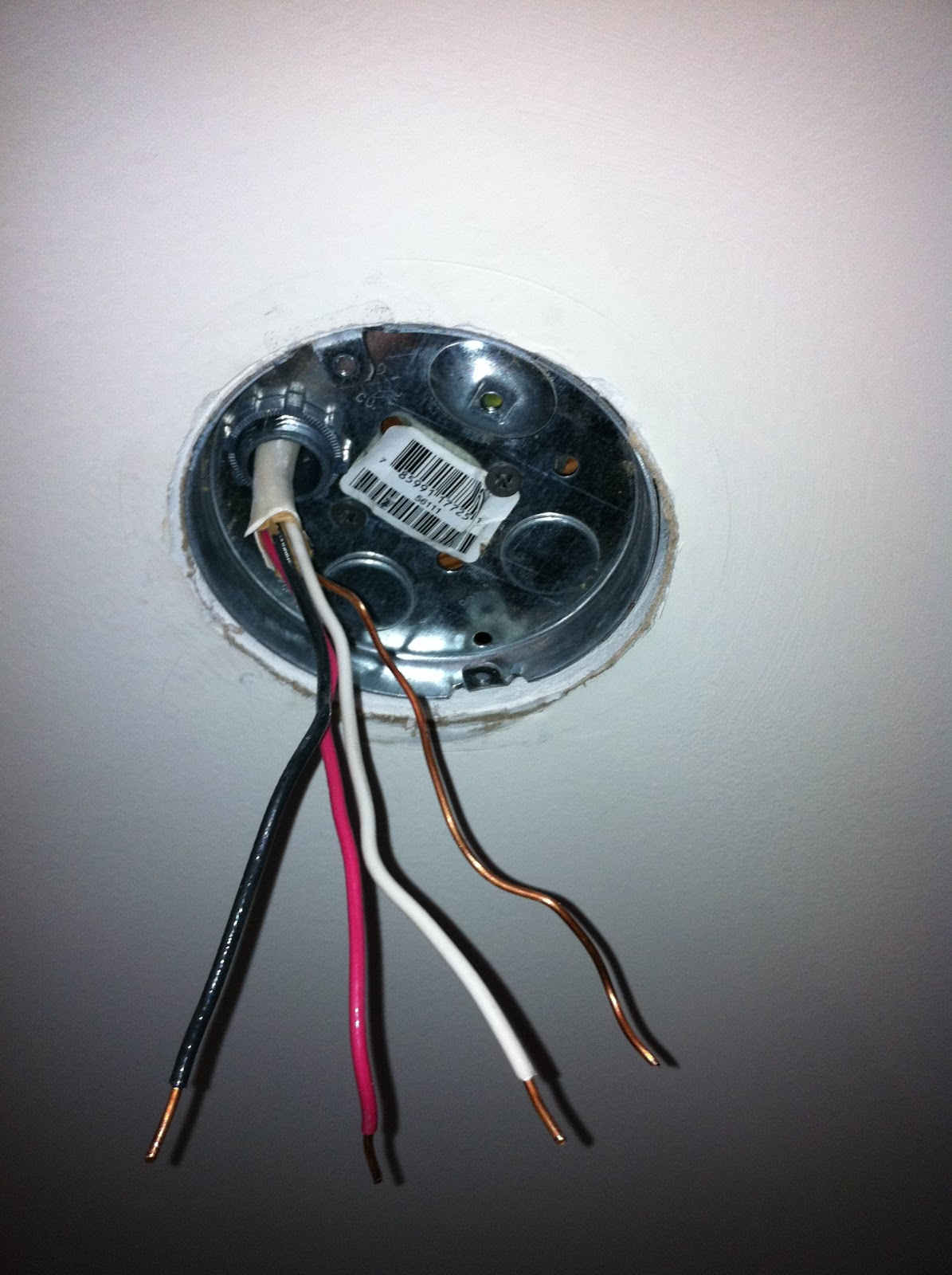 Ceiling Fan Wiring Red Wire With On Wiring Remote To Ceiling Fan