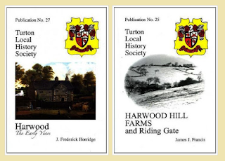 TLHS booklets about Harwood