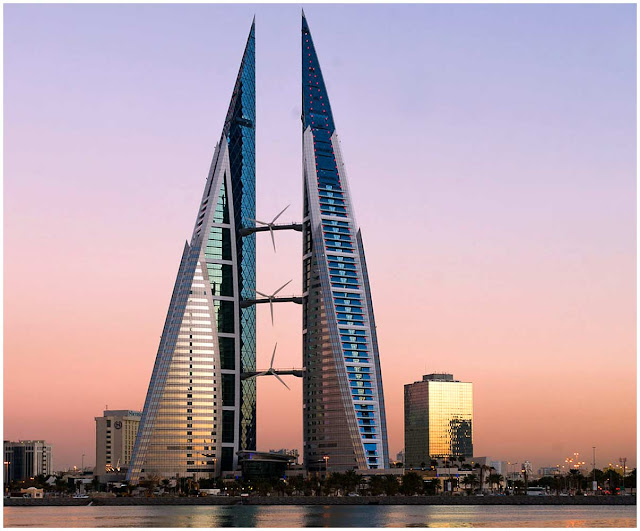 The Bahrain World Trade Center (BWTC)