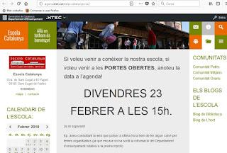 http://agora.xtec.cat/ceip-catalunya-sc/