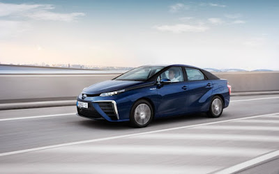 To Mirai παγκόσμιο πράσινο αυτοκίνητο της χρονιάς