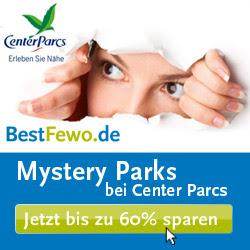 Center Parcs Mystery Parks