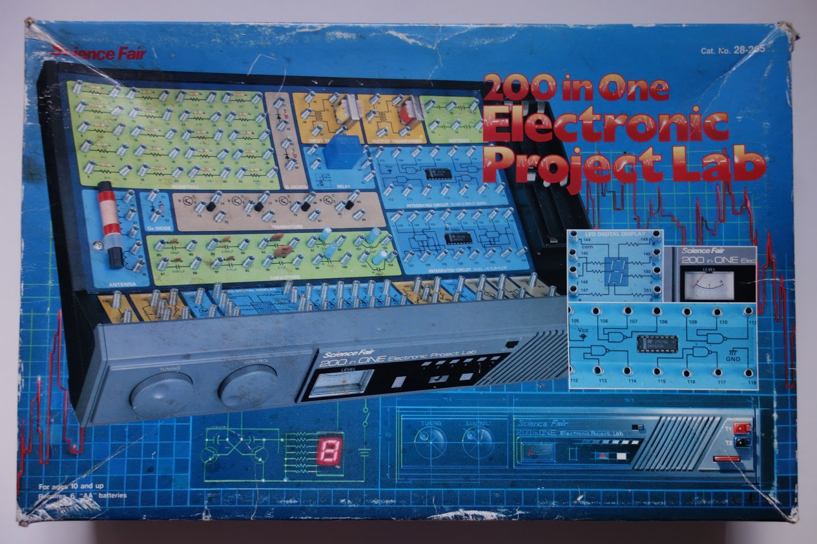 Mr Tom's World: My First Electronic Kits