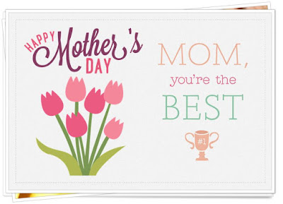 sayings for mothers in heaven on mother's day