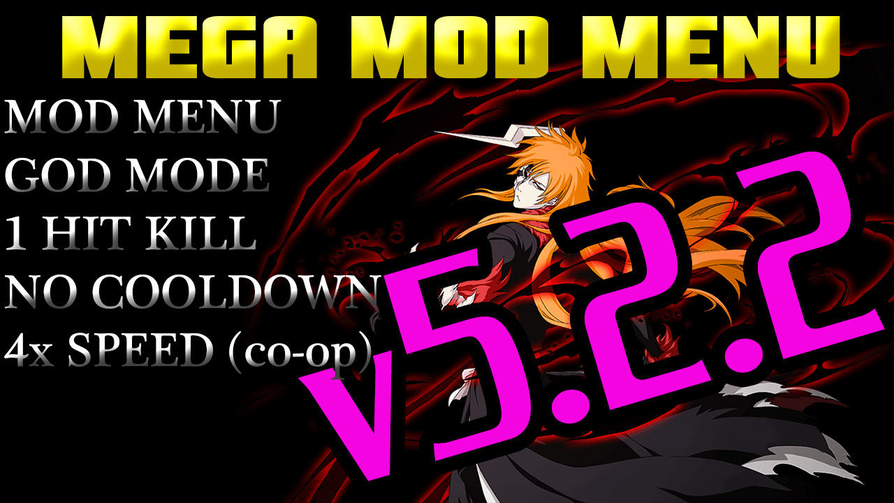 Bleach Downloads Th Downloads Bleach Brave Souls V5 2 2 Mega Mod Apk