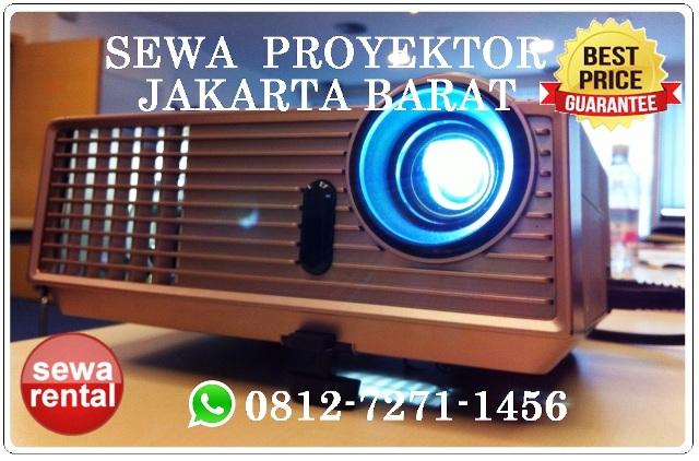 Sewa proyektor Jakarta Barat