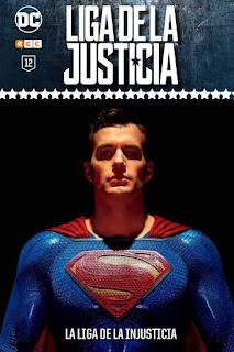 Liga de la Justicia: Coleccionable semanal tomo12