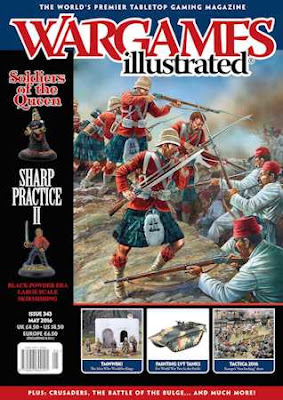 Wargames Illustrated 343, May 2016