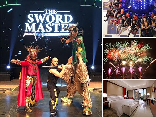 Trans Studio Bandung Hadirkan Aneka Event Menyambut Tahun Baru 2018