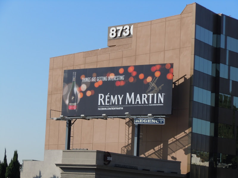 Remy Martin getting interesting billboard