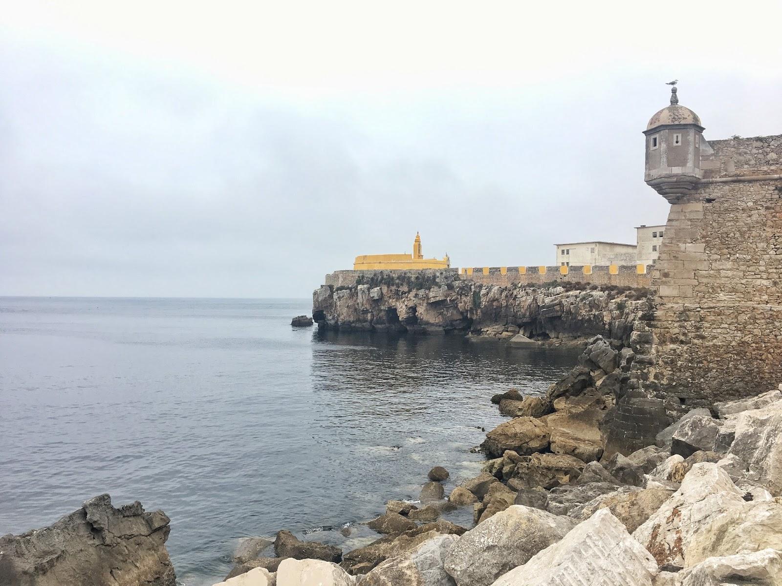 Berlengas, Portugal, ejnets, travelblog, Peniche
