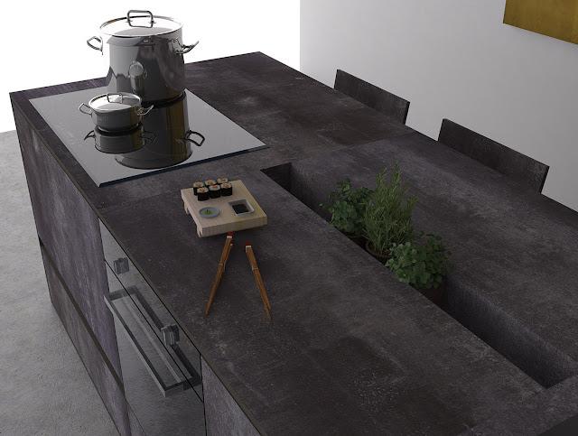 Cucina 1x1 di estudoquarto