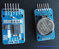 RTC, Real Time Clock - I2C