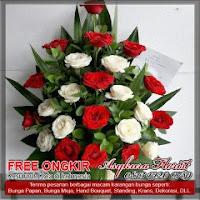 jual bunga meja untuk kekasih di bekasi