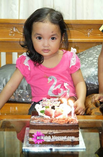 Happy Birthday Ke-2 Nur Ayesha
