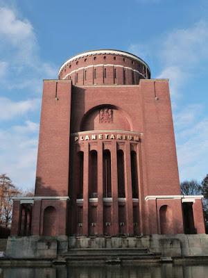 Hamburg, Planetarium