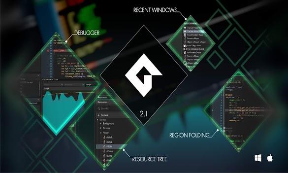 5 Software Terbaik Untuk Menciptakan Game