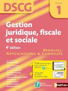 Gestion juridique, fiscale et sociale 4iéme édition