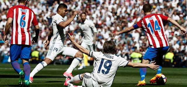 DEPORTE: Los clubes de la capital española chocaran en la pretemporada International Champions Cup