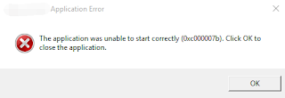 How to Fix The Application was Unable to Start Correctly 0xc000007b Error (Games Not Working)