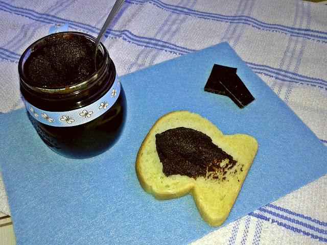 домашня шоколадно горіхова нутелла