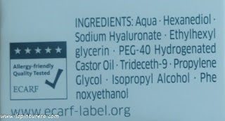 booster hialurónico ingredientes