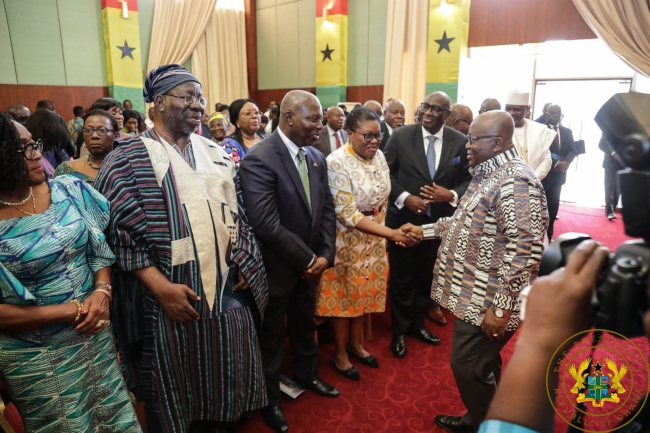 """Ghana's Image On International Stage Restored"" – President Akufo-Addo."