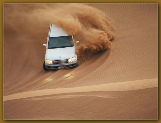 Enjoy A Desert Safari In Dubai