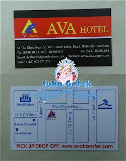 Hotel Review - Ava Saigon Hotel, Ho Chi Minh City, Vietnam