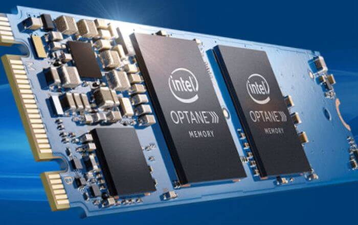 Intel introduced a custom version of SSD with 3D XPoint technology