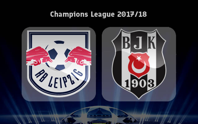 RB Leipzig vs Besiktas Full Match & Highlights 06 December 2017