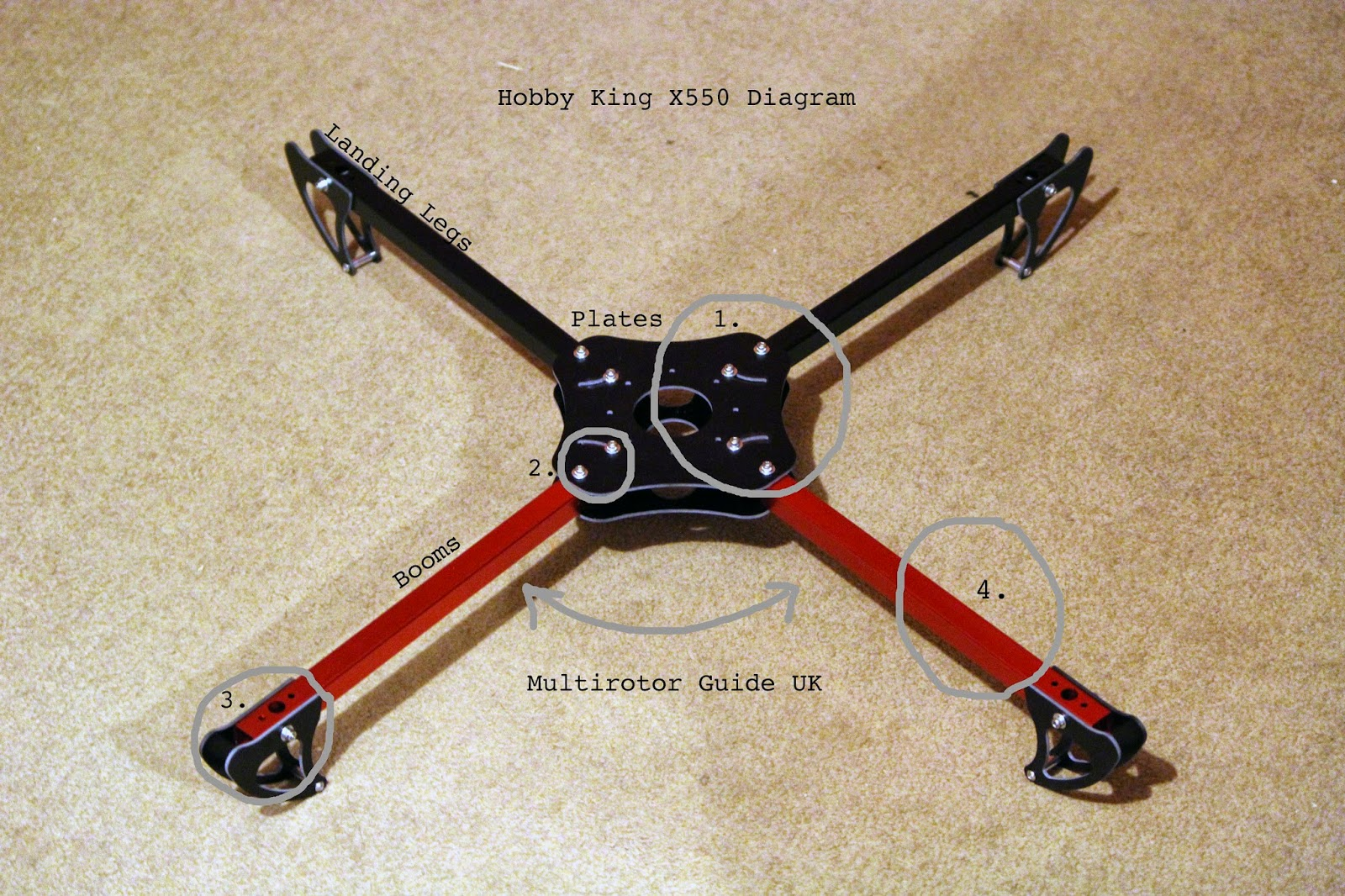 Build Your First Drone - Part 1: The Frame | The Multirotor