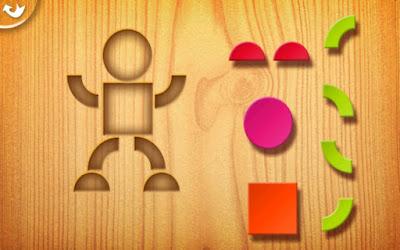 Tangram: la app para niños