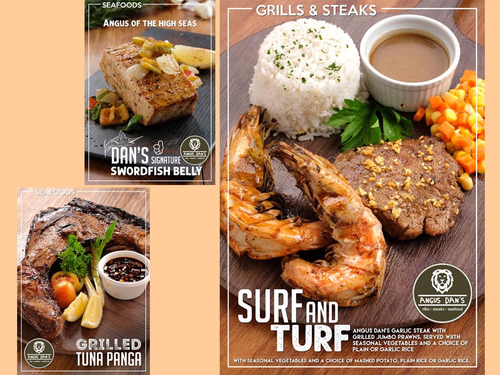 Angus Dan's: The New Steakhouse in Cebu