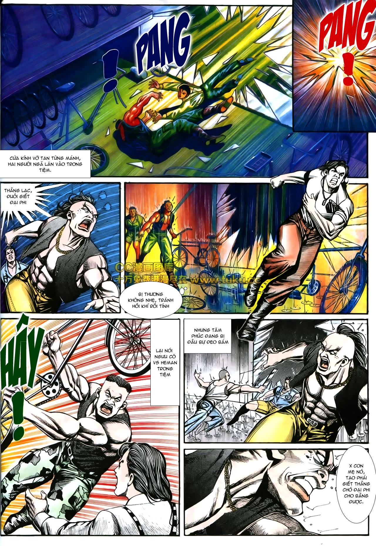 Người Trong Giang Hồ chapter 173: da ngựa bọc thây trang 18