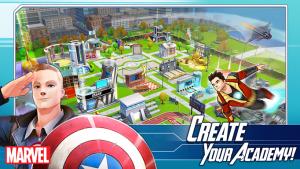 MARVEL Avengers Academy MOD APK Free Store 2018