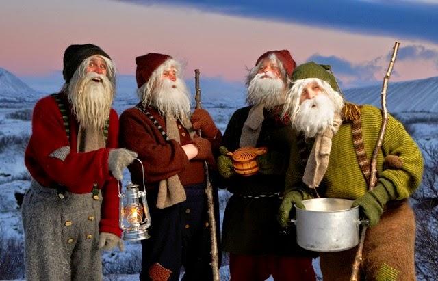 Noël en Islande
