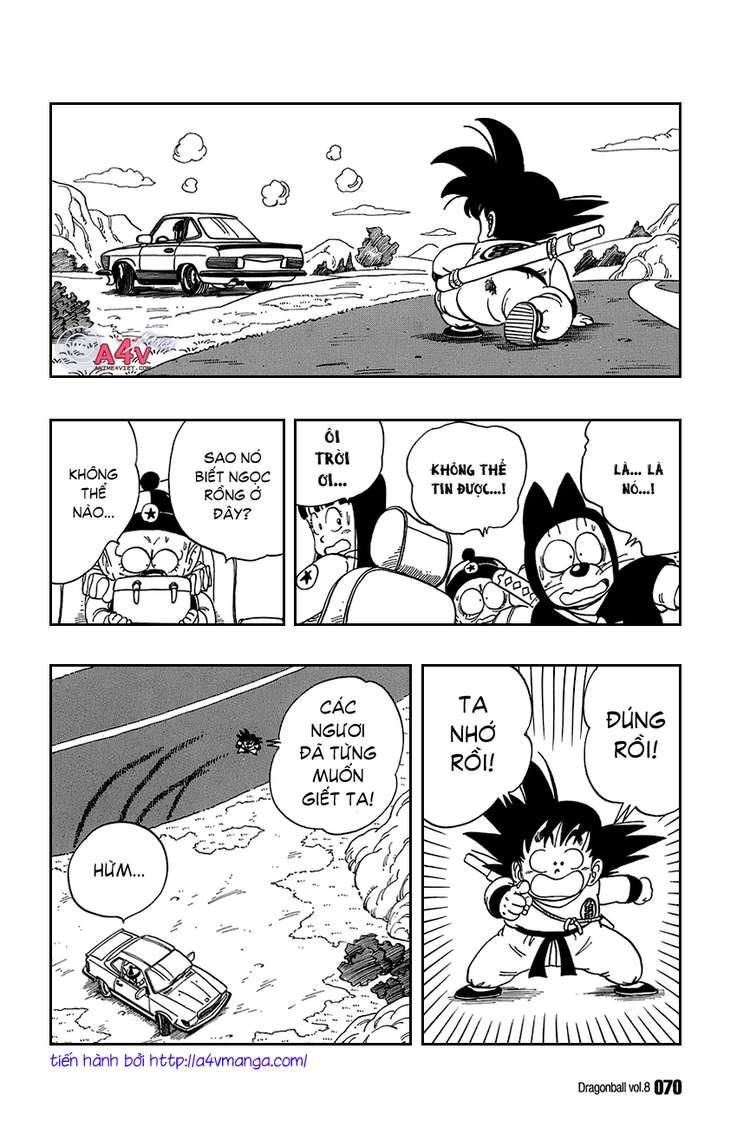 Dragon Ball chap 109 trang 7