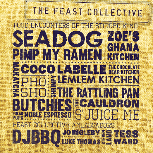 food feast collective at camp bestival