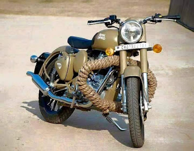 Modified Bullet Bikes