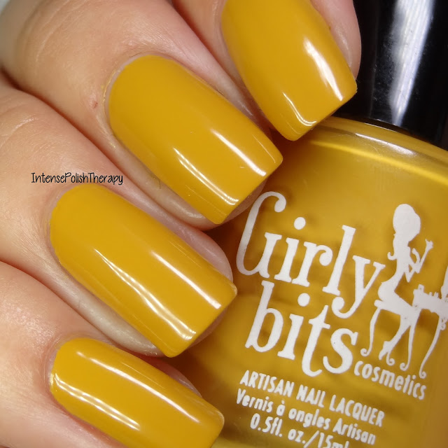 Girly Bits - Butternut Leave Me Alone