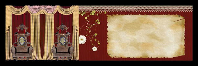Karizma Album Design 12x36 PSD Wedding Background Free Download