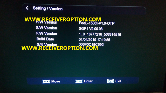 MULTI MEDIA 1506T/F POWERVU KEY LATEST SOFTWARE 105E.66E.68 ALL OK