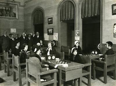I Campeonato de ajedrez femenino de Cataluña, Barcelona 1932