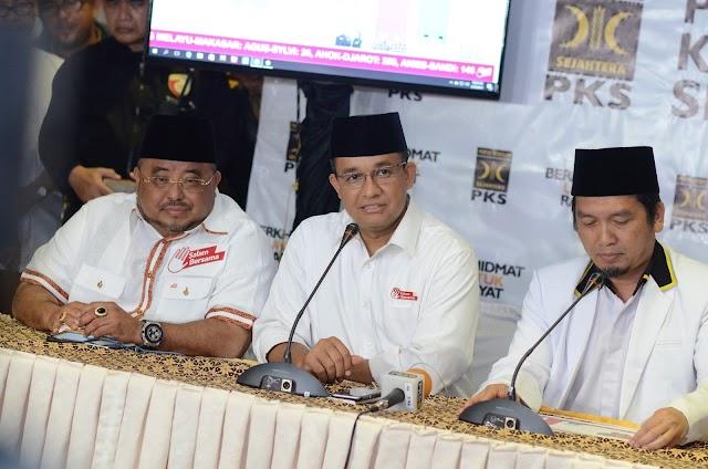 Kader PKS Unggul di Sejumlah Pilkada